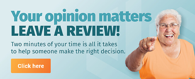 Your opinion matters. Leave a review!